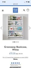 Great Little Trading Company (GLTC) Greenaway Bookcase in White - NEW
