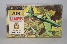 AIRLINES MILITARY MACCHI KIT 3903, 1:72 SCALE, BOXED