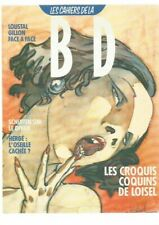 Les Cahiers de la BD-N°87 -Loisel-Schuiten-Hergé-1989
