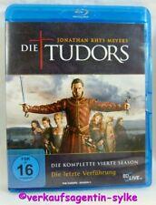 Blu-ray Disc: DIE TUDORS - Die letzte Verführung, Komplette 4. Season wie Neu