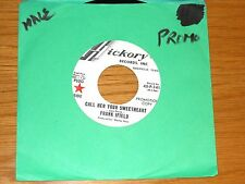 """PROMO 60's POP 45 RPM - FRANK IFIELD - HICKORY 1411 - """"CALL HER YOUR SWEETHEART"""""""