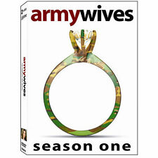 Army Wives Complete First Season 3 Discs DVD Region 1 Brand New Sealed Lifetime