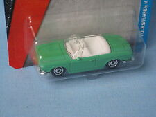 Matchbox VW Volkswagon Karmann Ghia Type 34 Convertible Green Toy Model Car