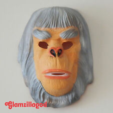 Vintage Ben Cooper Planet of The Apes Dr. Zaius Mask Halloween 1970's - SAC/17
