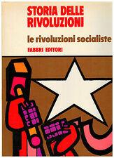 STORIA DELLE RIVOLUZIONI - VOL. 1 - fabbri editori - copertina rigida