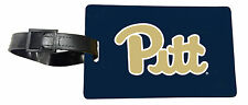 UNIVERSITY OF PITTSBURGH LUGGAGE TAG-PITTSBURGH PANTHERS BAG TAG
