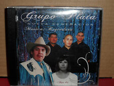 Grupo Plata - Nueva Generacion Musica Regiodura CD Rare LATIN