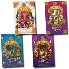 Shannon Hale 4 Books Set Collection Pack Once Upon a Time...