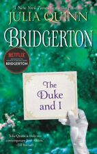 Bridgertons Ser.: The Duke and I by Julia Quinn (2019, Trade Paperback)