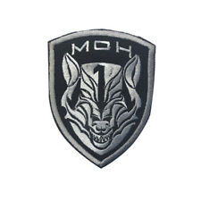 MEDAL OF HONOR MOH WOLFPACK U.S. ARMY 3D MORALE TACTICAL PATCHES HOOK PATCH ^02