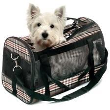 Tragetasche English Style klein, Transporttasche, Hundetasche ( Katzen )  31816