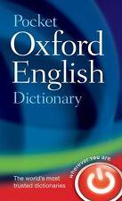 Pocket Oxford English Dictionary,Oxford Dictionaries,Sara Hawker,Julia Elliott