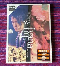 Hins Cheung ( 張敬軒 ) ~ HINS / IVANA DVD KARAOKE ( Hong Kong Press ) DVD