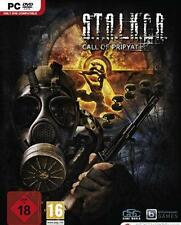 Stalker s.t.a.l.k.e.r. Call of pripyat * allemand * comme neuf