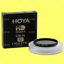 Genuine Hoya 52mm HD CPL Circular Polarizing C-PL Filter CIR-PL Polarizer
