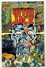 GRIM JACK #26 (NM-) 1st Teenage Mutant Ninja Turtles in Color! TMNT 1986 First