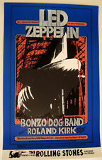 LED ZEPPELIN - WINTERLAND - RANDY TUTEN - BG199 1969 - BIL - PLANT - PAGE - ZOSO