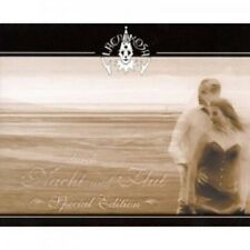 LACRIMOSA - DURCH NACHT UND FLUT-SPECIAL EDITION  CD SINGLE  4 TRACKS POP NEU