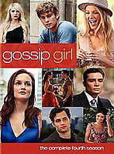 GOSSIP GIRL Complete Series 5 DVD BoxSet All Episode Fifth Season Original UK R2