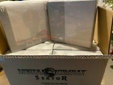 STORM COLLECTIBLES Mortal Kombat Sektor Figure IN STOCK! Expedite Ship today !