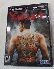 Yakuza 1 (Sony PlayStation 2, 2006 RE-PRINT) Brand New Factory Sealed