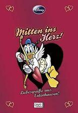 Disney: Enthologien 08 - Mitten ins Herz!: Liebesgr... | Buch | Zustand sehr gut