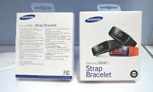 OEM Samsung Gear Fit ORIGINAL Replacement Watch Strap Bracelet Black