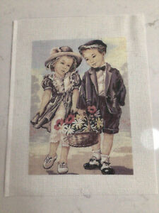 Tapestry - Petit Point - Canvas