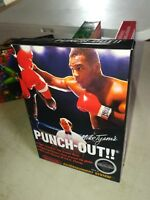 Mike Tyson's Punch-Out!! Box Only, NES Nintendo Replacement Art Case/Box !!!