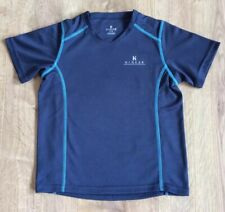 Hi-Gear Balance T-Shirt, Blau, Kurze Ärmel, Basisschicht-alter 5-6 Jahre