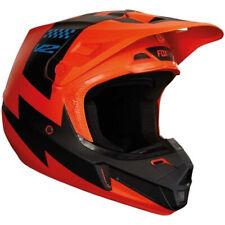 Casco Fox V2 Mastar Motocross MX-Naranja Enduro MTB BMX