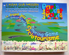 LE GRAND JEU DU CYCLOTOURISME - PARIS-BREST -PARIS - AUDAX CLUB PARISIEN