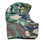 US Army Pile Cap Cold Weather Insulating Helmet Liner Woodland M81 - Size 7 1/4