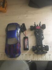 HPI Micro RS4 1/18 Scale 4WD Touring Car RC Roller
