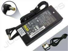 Original Genuino Fujitsu-Siemens Amilo M7405 D7850 120W AC Adaptador Cargador