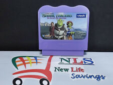 Vtech Vsmile Shrek the Third Arthur's School Day Adventure SPANISHCartridge ONLY
