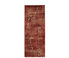 Painted Desert Flame Runner Rug 2 ft. x 8 ft. Home Patio Entry Way