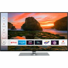 Techwood Exertis 55AO8UHD 55 Inch TV Smart 4K Ultra HD LED Freeview HD 3 HDMI