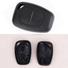 2 Button Key Fob Case Shell for Vauxhall Opel Movano Vivaro Renault Traffic