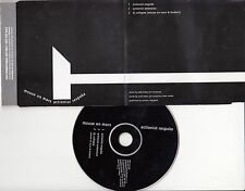 MOUSE ON MARS Actionist Respoke UK 3-trk promo CD RUG122CDP