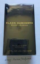 BLACK CASHMERE Donna Karan 50ml/ 1.7oz Eau de Parfum SPRAY Women Sealed Box Rare