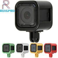 Aluminum Alloy Metal Protective Frame Case Cage Mount For Gopro Hero 4/5 Session