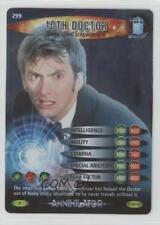 2006 #024 10th Doctor (With Sonic Screwdriver) Gaming Card 1i3