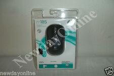 Logitech 2-Button Optical Mouse w/Scroll-Wheel Receiver 1000 M185 910-002225 NEW
