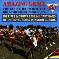 Military Band of the Royal Scots Dragoon Guards Amazing grace (1971/73) [CD]