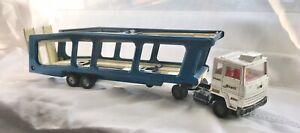 Vintage Corgi Major Ford Car Transporter truck/trailer 1:32 scale Rare