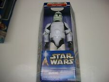 Star Wars:  Clone Trooper  12 Inch figure  Hasbro NIMB