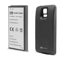 Mugen Power 5900mAh Extended Battery & DOOR For Samsung Galaxy S5 S-5 SV Black
