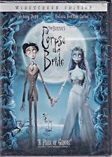 Tim Burton's CORPSE BRIDE (DVD 2006 Widescreen) (S)
