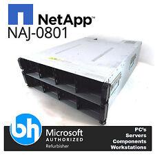 NetApp Disk Array DS4243 NAJ-0801 2x 111-00128+A0 3GB SAS Controller Module